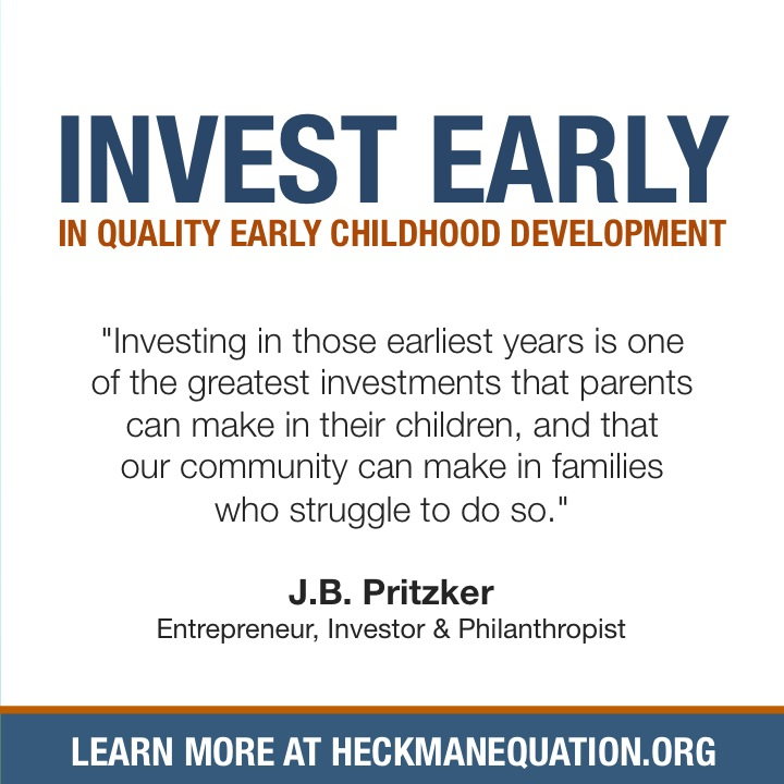 Invest Early - The Heckman Equation